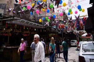 تموين دمشق ينظم ضبوطاً بمحلات تجارية لم تعلن عن الأسعار