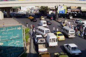 محافظة دمشق: نظام GPS يكشف كل تحركات السرفيس ويلزمه بخطه