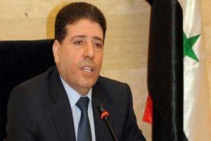 الحلقي يؤكد: لا توجد أزمة اقتصادية في سورية!!