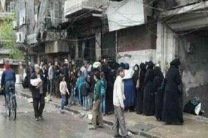 أزمة الخبز في حلب لا تزال مستمرة..رغم وعود وزير التجارة