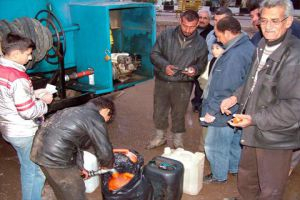 لا قرار لتوزيع مازوت التدفئة للأعزب بالسعر المدعوم