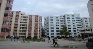 المدينة الجامعية بدمشق تستقبل ضعف طاقتها الاستيعابيّة