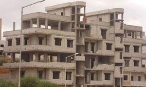 أسعار العقارات في طرطوس ترتفع 100%  ومواد البناء 200%