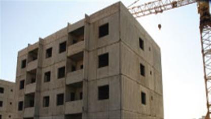 وزير الأشغال: الانتهاء من بناء 300 وحدة سكنية خلال 45 يوماً لإيواء المهجرين