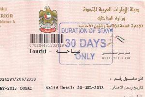 وكالة سفر إماراتية تعلن عن عودة الفيزا السياحية للسوريين