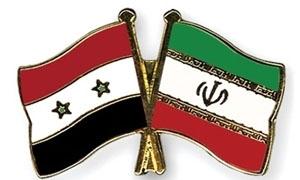 إيران تدعوا تجار سورية للمشاركة بـ5 معارض ستقام في طهران