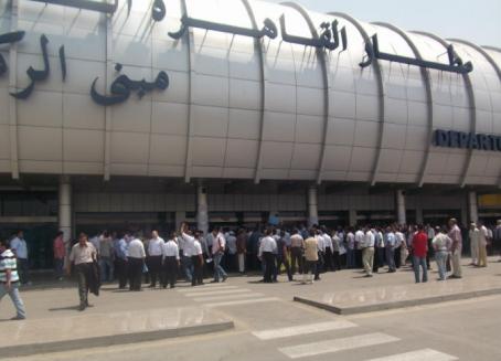 القبض على إيطالي من أصل سوري بمطار القاهرة بتهمة تهريب أموال