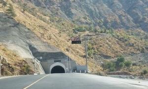 طاجيكستان تفتتح نفقا هو الطريق الأقصر بين قارتي اسيا واوروبا
