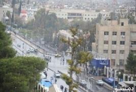 انخفاض تدريجي لدرجات الحرارة في سورية وتوقعات بهطول للأمطار