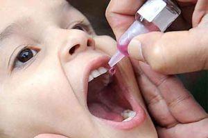 حملة تلقيح وطنية جديدة ضد شلل الأطفال الأحد القادم