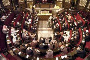 منع وسائل الإعلام من تغطية جلسات مجلس الشعب !!