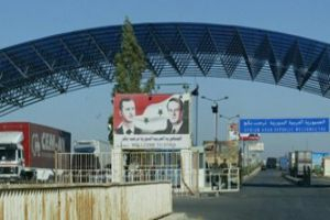 الجمارك السورية تتهيأ للعمل في معبر نصيب
