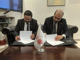 بنك الشام ومؤسسة سند الشباب التنموية يوقعان مذكرة تفاهم في مجال التدريب
