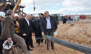 دخول بئر غاز جديد للإنتاج في حمص..ووزير النفط