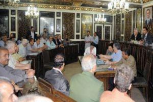 عضو مجلس محافظة: مطاعم بدمشق القديمة تتحول إلى ملاهٍ ليلاً