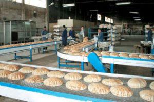 المخابز تعتمد العدادات الآلية لأرغفة الخبز