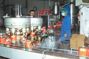 المؤسسة العامة للصناعات الغذائية: نشـاط الزيوت «صفر» خلال النصف الأول من العام الجاري