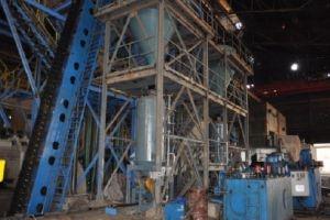 شركة البورسلان بدأت بالإنتاج… والحديد قريباً