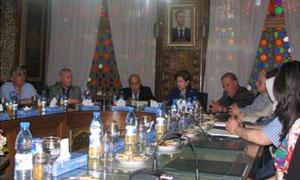 اتفاقية تعاون بين وزارة البيئة و أكساد