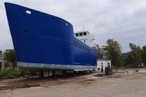 سورية..تصنيع سفينتين محليتين في طرطوس وبانياس