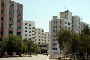 مدير المدينة الجامعية بدمشق يبرر تراكم الاوساخ وتأخر اصلاح الحمامات