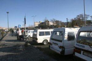 رفع تعرفة وسائل النقل في ريف دمشق 10 بالمئة