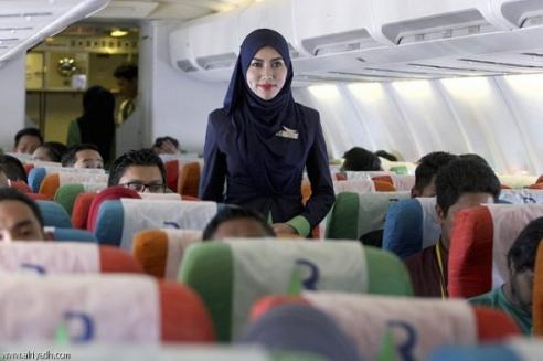 أول شركة طيران إسلامية ترى النور بماليزيا