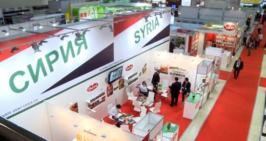 دعوة روسية لمنتجي ومصدري المواد الزراعية و الغذائية السوريين  للمشاركة بمؤتمر دولي قريباً