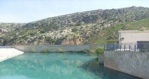 انخفاض منسوب المياه في سدود حماة لأدنى مستوى لها