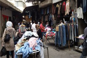 محافظة دمشق تدرس وضع البسطات في أماكن منظمة