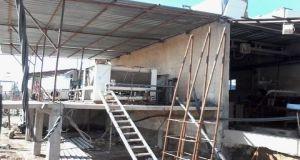 ضبط منشآت صناعية تسرق الكهرباء في ريف دمشق