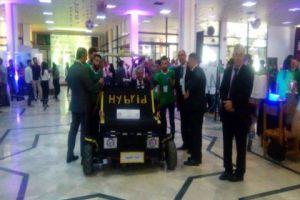 في سورية.. اختراع سيارة هجينة تعمل على البنزين والكهرباء