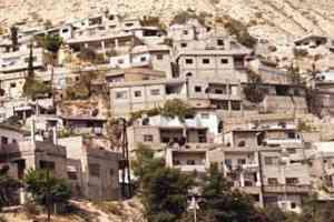 وضع استراتيجية لمعالجة السكن العشوائي بالمناطق المحاذية للمخططات التنظيمية في ريف دمشق