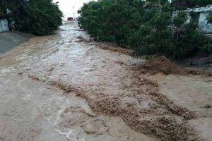 الأمطار الغزيرة تسبب أضراراً كبيرة في طرطوس