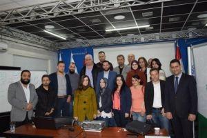 بمشاركة بزنس 2بزنس ..بنك سورية الدولي الإسلامي يقيم ورشة عمل للإعلاميين الاقتصاديين حول المصارف الإسلامية