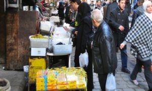خلال شهر واحد..أسواق دمشق تسجل 1264 مخالفة وإغلاق 26 محلاً تجارياً