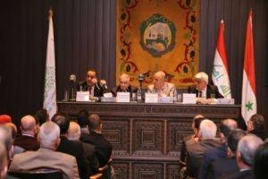 اتفاقية تعاون لتدعيم الاستيراد والتصدير والترانزيت بين سورية والعراق