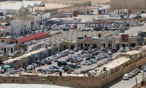 الحكومة تصدر قراراً جديداً حول شحن البضائع إلى المناطق الحرة السورية