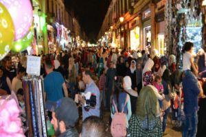 إغلاق محلات لحوم وفروج ومياه وذهب في دمشق