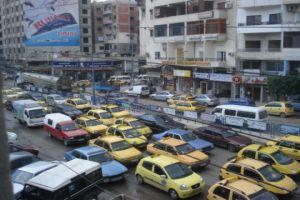 تعديل أجور عدادات التكاسي العاملة على البنزين في اللاذقية