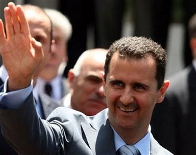 الرئيس الأسد يحتل المرتبة 8 عالمياً في قائمة 100 شخصية مؤثرة في العالم لعام 2012