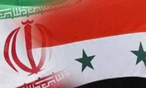 سورية وإيران تختصران المدة الزمنية لتنفيذ اتفاقية التجارة الحرة