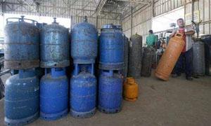 سورية بحاجة  لحوالي 35 ألف طن مستورد من الغاز لسد احتياجاتها