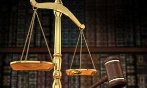 مرسوم تشريعي بإلغاء المادة 49 من قانون السلطة القضائية