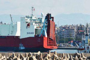 عودة الموانئ في اللاذقية وطرطوس أمام الملاحة البحرية