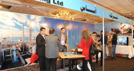 بمشاركة 40 شركة وطنية.. افتتاح المعرض الأول لإعادة الإعمار