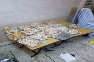 التموين يضبط وجبات شاورما فاسدة في أحد مطاعم دمشق