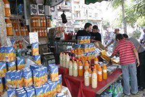 تجار في دمشق مخالفين يدفعون 21 مليون ليرة لقاء تسوية مخالفاتهم التموينية خلال شهر فقط