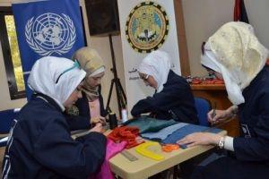 صناعة حلب وبرنامج الامم المتحدة الانمائي يطلقان مشروع