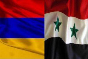 سورية وأرمينيا تعتزمان التوقيع على اتفاقية للنقل الجوي